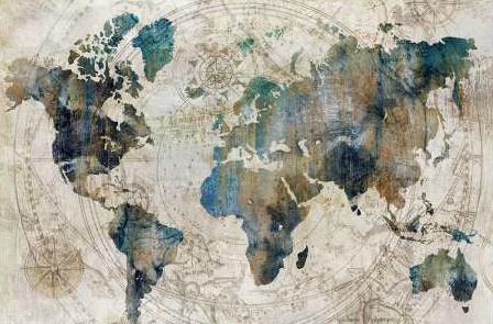 Isabelle Z - Celestial Map