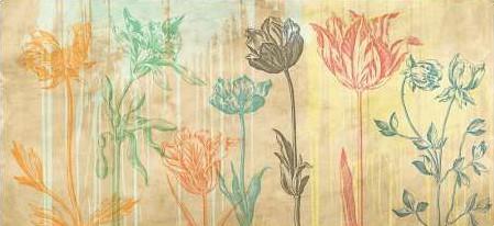 Eric Chestier - Botaniques Cochin 2 coleurs