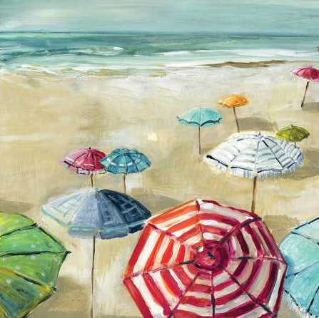 Robinson Carol - Umbrella Beach II