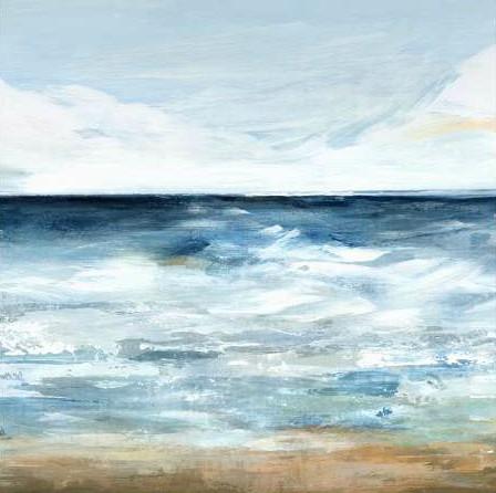Isabelle Z - Blue Ocean I