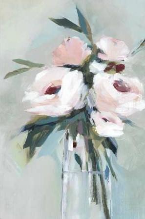 Z Isabelle – Peonies in a Vase II