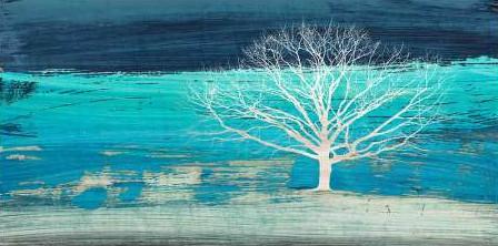 Alessio Aprile - Treescape 3 Azure