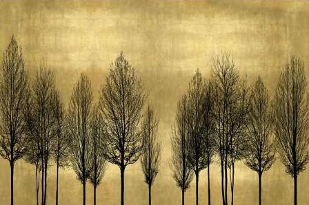 Bennett Kate - Tree Line on Gold