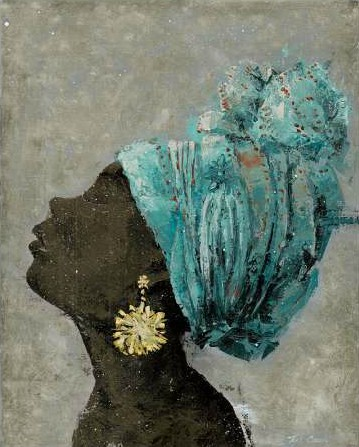 Cusson Marie Elaine - Profile of a Woman II