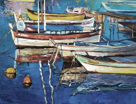 Dimitrov B - Boat Impressions
