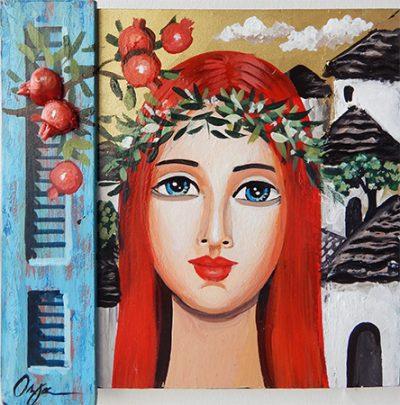 Όλγα – Κοπέλα Χωριό