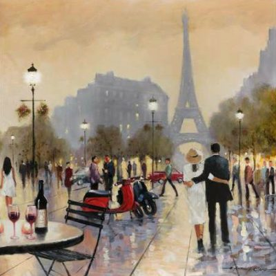 Orme E Anthony – Paris Twilight