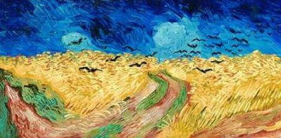 Van Gogh Vincent – Wheat Field with Crows
