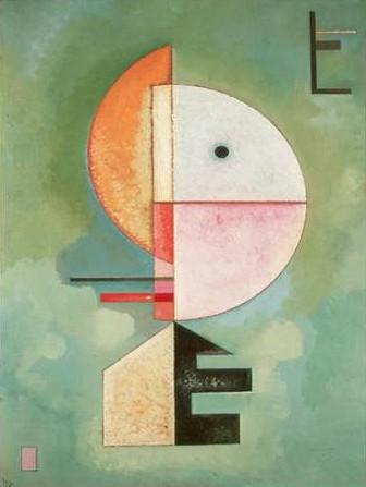 Kandinsky Wassily – Upward