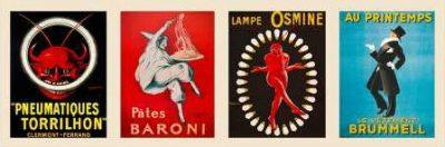 Cappiello Leonetto – Vintage Parade II