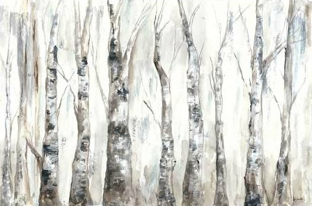 Tre Sorelle Studios - Winter Aspen Trunks Neutral