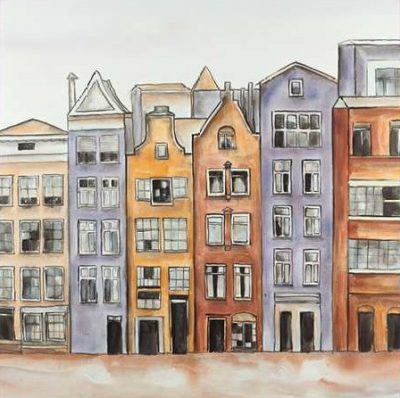 Atelier B Art Studio – Amsterdam Houses Hotel
