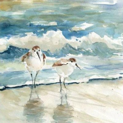 Robinson Carol – Beach Birds
