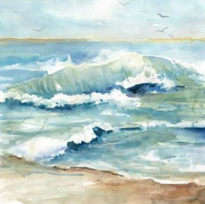 Robinson Carol – Beach Waves