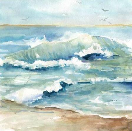 Robinson Carol - Beach Waves