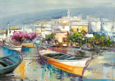 Luigi Florio – Paese mediterraneo