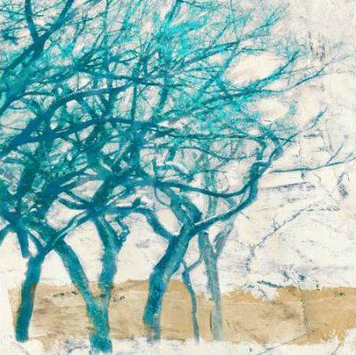 Alessio Aprile – Turquoise Trees I