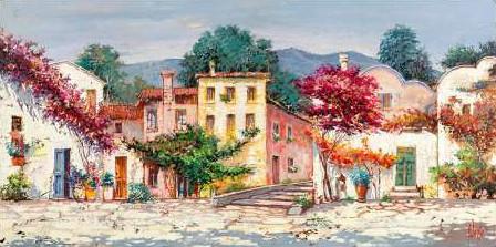 Luigi Florio - Paese mediterraneo II