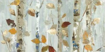 Pearce Allison – Leaves on Birch