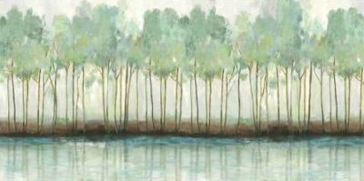 Pearce Allison – Woodland Hues I