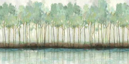 Pearce Allison - Woodland Hues I