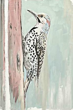 Pinto Patricia – Beige Woodpecker II