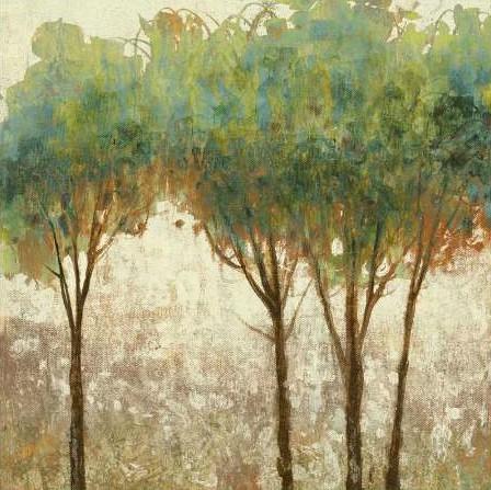 Kroeker Wendy - Trees in Spring