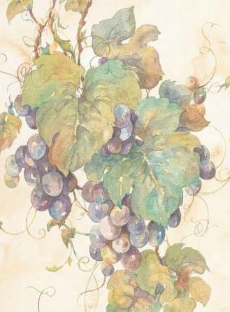 Unknown – Hanging Grapes