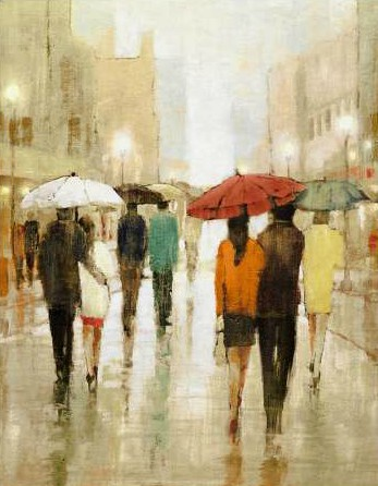 Kroeker Wendy - Gentle Rain