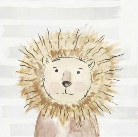 PI Juvenile - Little Lion I