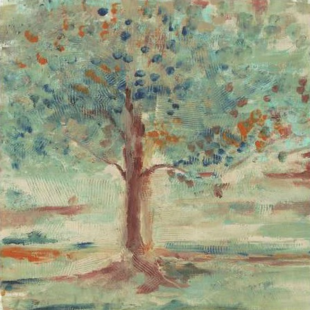 Haynes Smith - Vibrant Tree 1