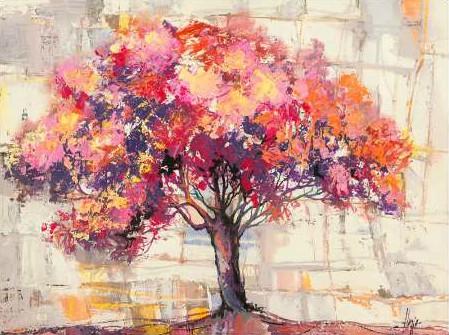 Florio Luigi - Albero dei colori