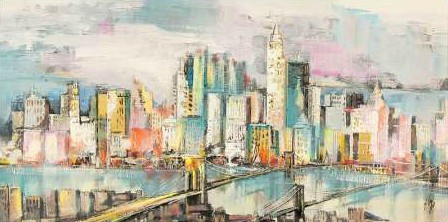 Florio Luigi - Colori a Manhattan
