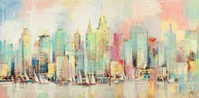 Florio Luigi – Skyline a colori
