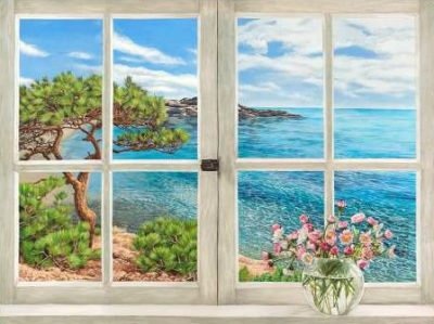Dellal Remy – Baie mediterraneenne