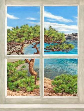 Dellal Remy – Baie mediterraneenne I