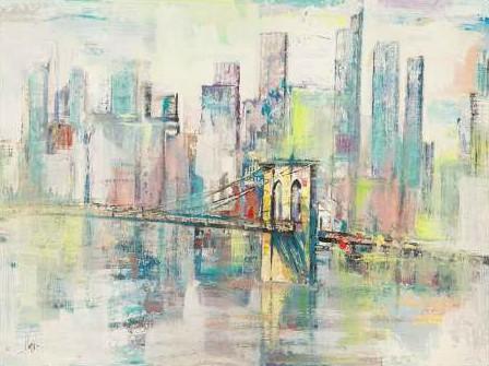 Florio Luigi - Mattino a Manhattan