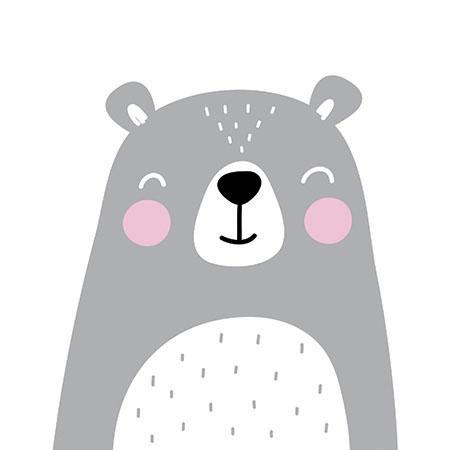 Art Studio - Bear