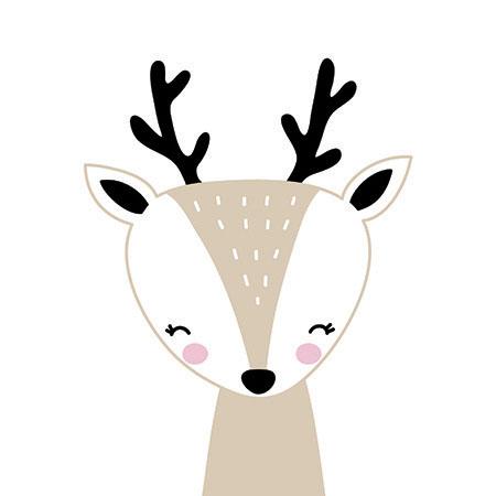 Art Studio - Deer