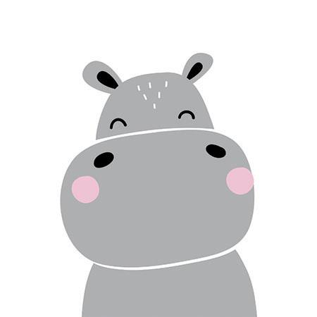 Art Studio - Hippo