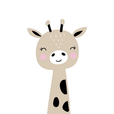Art Studio - Giraffe