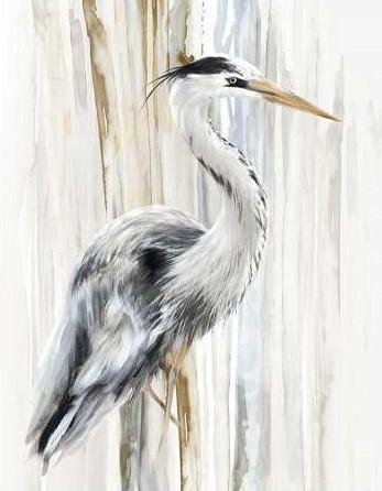 Watts Eva - River Heron I