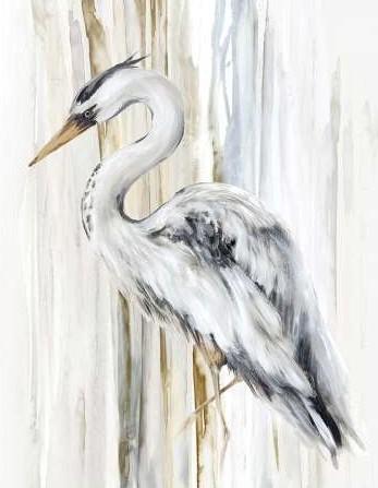 Watts Eva – River Heron II
