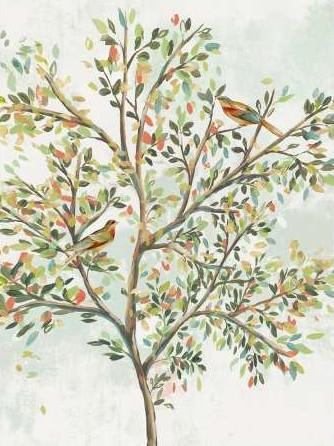 Isabelle Z – Spring Tree II